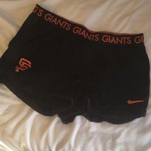 SF Giants DriFit Shorts - MLB